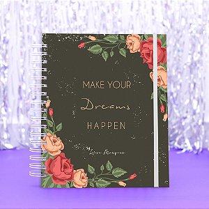 Planner Ilustrado 2020 - Make your dreams