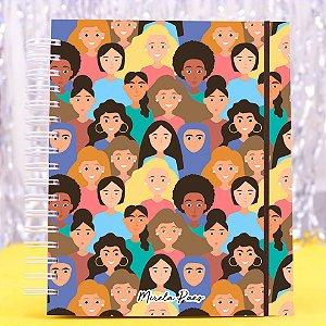 Planner Ilustrado 2020 - Mulheres