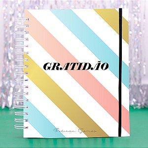 Planner Colorido 2020 - Gratidão
