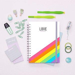 Planner Minimalista 2020 - Love