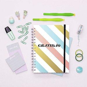 Caderno - Gratidão