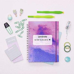 Caderno - Lembrete