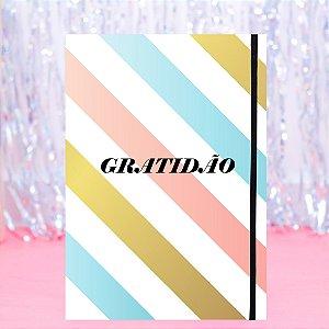 Caderno Flexível - Gratidão