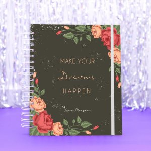 Caderno Universitário - Make Your Dreams