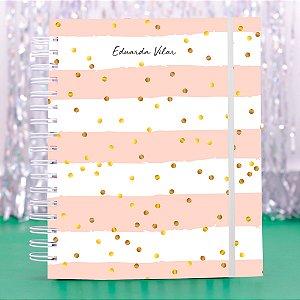 Caderno Universitário - Poá Dourado