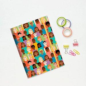 Caderno Flexível