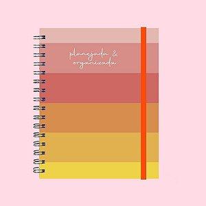 Planner Financeiro - Planejada e Organizada