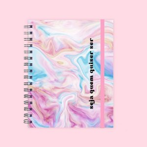 Caderno - Seja quem quiser ser