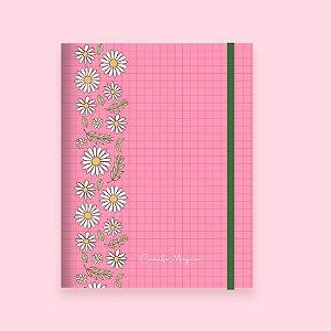 Planner Mensal Mini - Floral