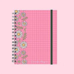 Caderno Universitário - Floral