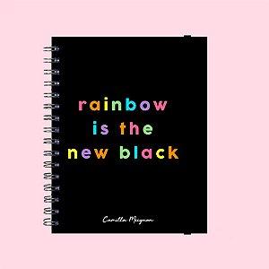 Caderno - Rainbow