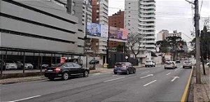 1130 - R. Campos Sales, 860 – Rápida do Juvevê – Sentido Centro