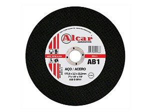 Disco de Corte de Aço AB1 Alcar