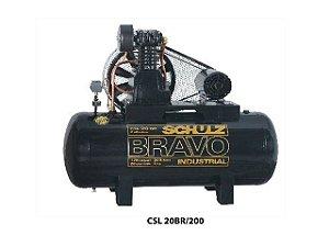 Compressor Ar Bravo 20PCM