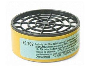 Filtro p/ Respirador CG306 Mod RC202