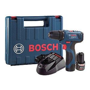 Paraf/Furadeira GSR 120-LI Bivolt Bateria Fina Bosch