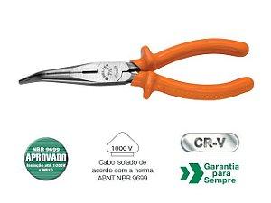 Alicate Bico Curvo 1/2' Cana 7.1/2' 2109030BBR Belzer