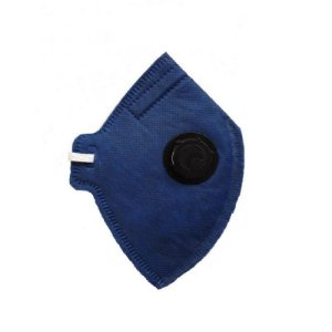 Máscara Descartável PFF1 c/ Válvula Camper