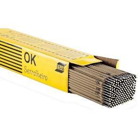 OK Eletrodo ESAB 68.84 3.25MM CROMO E312 CX 2.5KG