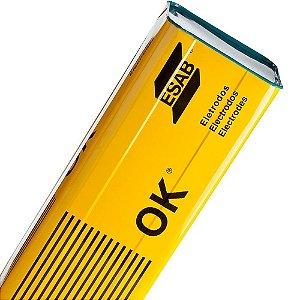 OK Eletrodo ESAB 46.00 2.5MM HOMOLOGADO LT 18KG