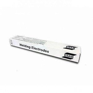 OK Eletrodo ESAB WELD 308L Inox Vermelho 2.5MM CX 3,5KG