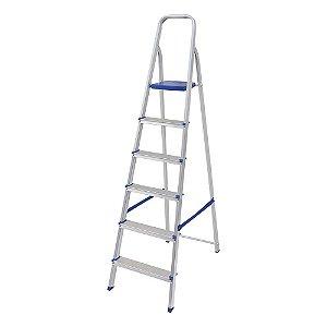 Escada Residencial Alumínio 6 Degraus