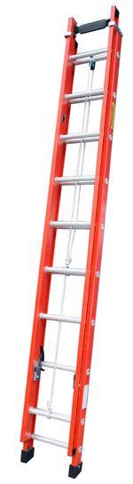 Escada de Fibra Extensível 4,80x8,40MT EF105