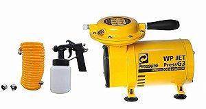 Compressor 2.3 JET PRESS 127/220V Pressure