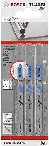 Lamina Tico-Tico c/ 3 Pç T118-GFS