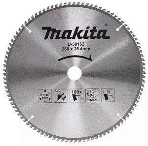 Sera Circular p/ Alumínio D-59162 100DT Makita