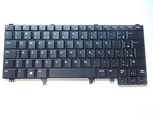 Teclado V118925cr Para Dell Latitude E5420 E6320 E6420 E6440