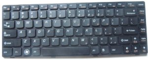 Teclado Mp-10a23us-6861 Para Notebook Lenovo G470 G475