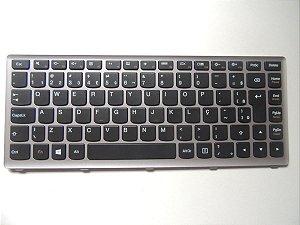 Teclado Pk130s93g20 Para Notebook Lenovo S400 Touch