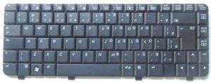 Teclado Pk1303v05v0 para noteboook Hp Compaq Cq40 series