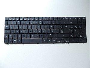Teclado V104702ak2br Para Notebook Gateway Ne56r13b