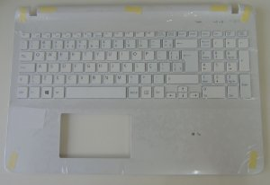 Teclado Para Notebook Sony Vaio svf15213cbw Branco BR