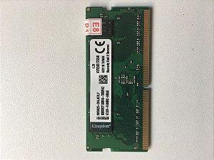 Memoria 8gb ddr4 para notebook Dell Inspiron i13 5378 a20c b40c b20c a20 a30 a30c