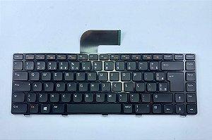 Teclado Nsk Dx0bq 1b Para Dell Inspirion N4110