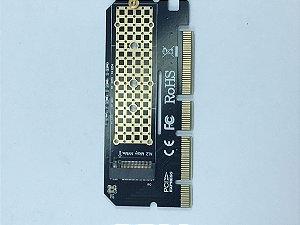 Adaptador Ssd M.2 Para Pci-e 16x 8x 4x Para Desktop