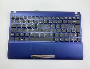 Teclado Para Notebook Asus Eee Pc 1025 Azul