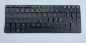 Teclado para Notebook HP EliteBook 8460P