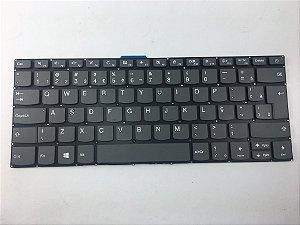 Teclado Para Notebook Lenovo Ideapad 320 80yf0008br
