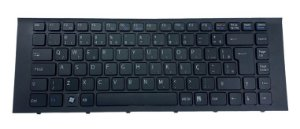 Teclado para notebook Sony Vaio VPCEG Series Preto