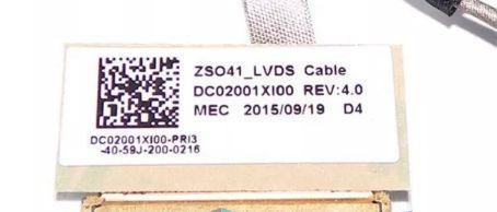 Flat DC02001XI00 Para HP 14R 052BR/ 050br / 051BR