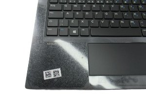 teclado c/ palmerest para notebook dell latitude 7480