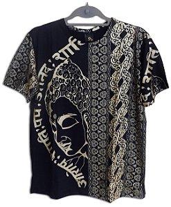 Camiseta Face Oriental