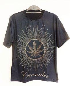 Camiseta Revolução Cannabis