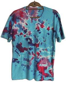 Camiseta Tie-Dye Comos