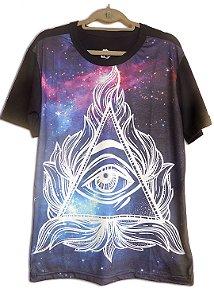 Camiseta Olhar Universal