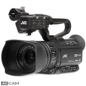 JVC GY-HM250u 4K Streaming